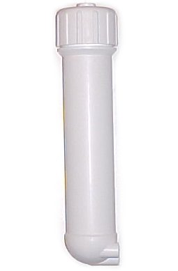 "White Membrane Housing Standard 1/8"" Port RODI Filter"