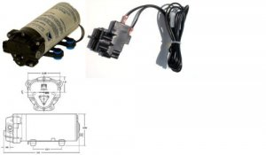 AQUATEC 8800 Booster Pump w/Trans and Hi Psi Switch