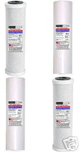Reverse Osmosis 2 Each 1 Micron Sediment/Carbon Filters