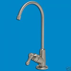 RO Faucet Brushed Nickel Satin Finish Reverse Osmosis