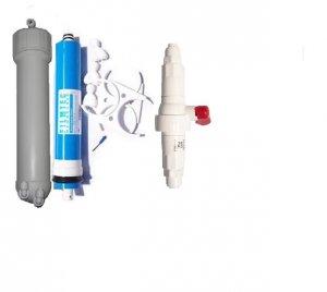 50GPD Membrane add-on Kit with Flush Kit