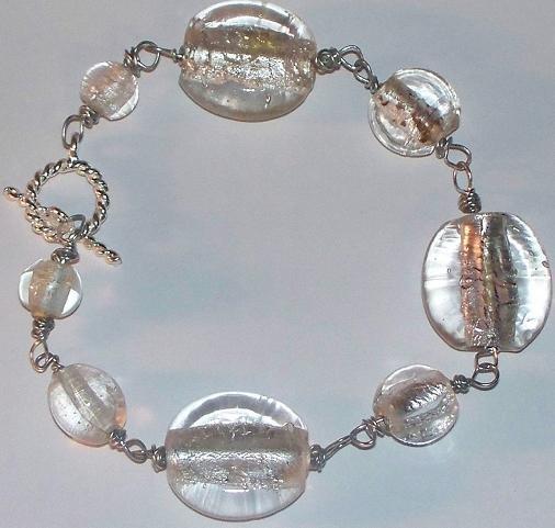 Crystal Waters Bracelet 20% OFF