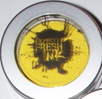 Fresh Ink Pressed Shadow: Nifty N Neon 85% OFF
