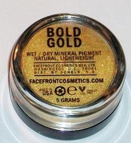 Bold Gold: Paint Me Perfect