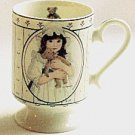 Jan Hagara CHRISTINA Pedestal Mug Japan 1985