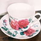 Kirkham ENGLISH ROSE Breakfast Cup & Saucer England