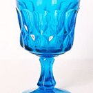 Noritake PERSPECTIVE BLUE Wine Glass Japan