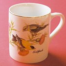 Audubon GOLD FINCH Coffee Mug Birds