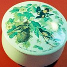 Japan BALTIMORE ORIOLE Trinket Box Audubon Bird