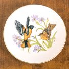 Lenox Japan SONG OF THE ORIOLES Porcelain Plate 1993