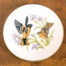 Lenox Japan SONG OF THE ORIOLES Porcelain Plate 1993