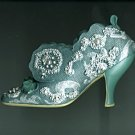 Classic Couture CHANTILLY Shoe Figurine 1999