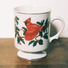 Lefton CARDINAL Holiday Mug Japan