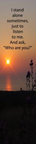 "Sunset ""Stand Alone""*****Inspirational"