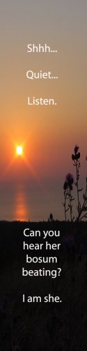 Brockway Mountain Sunset-I am she***inspirational