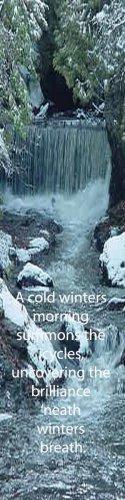 Winter Waterfalls***Inspirational