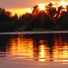 Lake Fanny Hoe Sunset***Biblical**Psalm 54:2