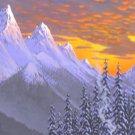 Sanctuary Winter Cabin***Inspirational