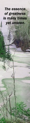 Jacobsvill Winter Stream*Essence****Inspirational