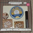 The Balm BROWN EYE KIT Makeup Cosmetic Gift Set NEW Mascara Shadow