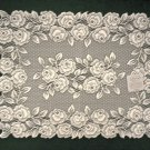 Placemats Tea Rose Ecru 14x20 Heritage Lace Set Of (4)
