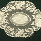 Doilies Windsor Lace Doily 12 x 16 Ecru Heritage Lace Set Of (2)