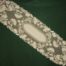Table Runners Windsor Lace 15 x 60 Ecru Heritage Lace