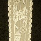 Ornaments Table Runner Ivory 15 x 60 Heritage Lace Gorgeous and Detailed