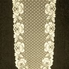 Table Runners Cottage Rose 14 x 62 Ecru Table Runner Heritage Lace
