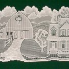 Table Runners Country Farmstead Table Linens 15 x 35 White