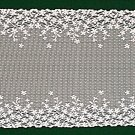 Blossom Table Runner 12x30 White Heritage Lace