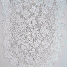 Table Runner Dogwood 14x33 White Heritage Lace Table Linens
