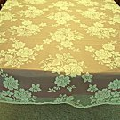 Lace Tablecloth Rose Bouquet Ivory 52X70 Oxford House