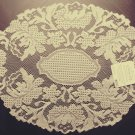 Doily Windsor Antique 12x16 Set Of (2) Heritage Lace