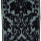 Table Runner Heritage Damask 14x64 Black Table Runner Heritage Lace