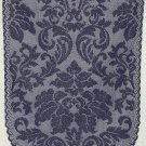 Table Runner Heritage Damask 14x49 Black Table Runner Heritage Lace
