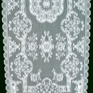 Table Runners Grantham 14x36 White Lace Runner Heritage Lace
