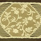Jasmine Table Runner 14 x 48 Antique Color Heritage Lace