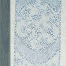 Table Runner Jasmine Lace Table Runner 14 x 62 Sky Blue Heritage Lace