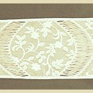 Table Runners Jasmine Table Linens 14 x 48 Ecru Heritage Lace