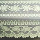 Tablecloth Rose Rectangle Off White 54x70 Table Linens Heritage Lace