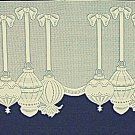 Mantel Scarves Ornaments 19x92 Ivory Fireplace Mantel Scarf Heritage Lace