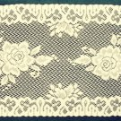 Table Runners Rose Table Linens 15x36 Ivory Heritage Lace