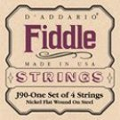 J90 Fiddle String - Nickel Wound