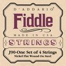 J90 Fiddle String - Nickel Wound