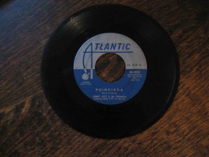 "Sonny Stitt 45rpm single, ""Poinciana"" b/w ""Souls Valley"""