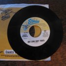 "Kenny Roberts 45rpm single, ""Just Look Don't Touch"" b/w ""Singing River"""