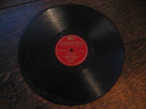 "Frankie Yankovic 78 rpm single, ""Cherry Polka"" b/w ""Twilight Waltz"""
