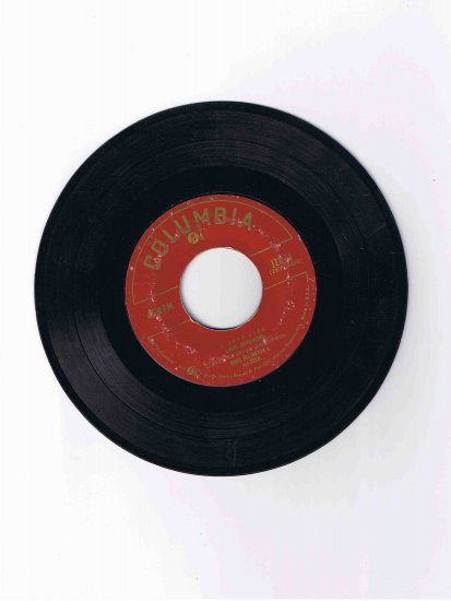 Louis Armstrong/Duke Ellington/Benny Goodman/Dave Brubeck jazz 45 rpm EP