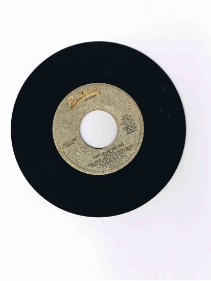 """Tom Petty & the Heartbreakers 45 rpm single, """"Don't Do Me Like That"""" (1979)"""